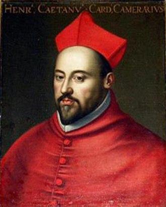 Enrico Caetani - Enrico Caetani