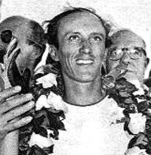 Carlos Enrique Díaz Sáenz Valiente - Díaz Sáenz Valiente in 1955
