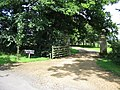 Entrance to Sedgehill Manor - geograph.org.uk - 502076.jpg