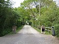 Entrance to The Halt - geograph.org.uk - 413326.jpg
