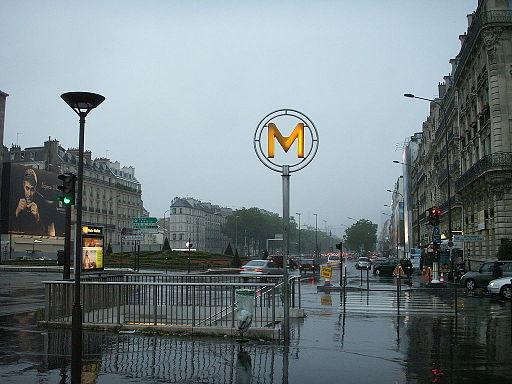 Entree Porte Maillot