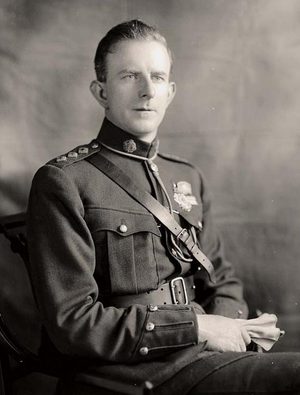 Eoin O'Duffy - O'Duffy in 1922 as police commissioner.