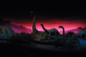 Universe of Energy - Brontosaurus in the Universe of Energy