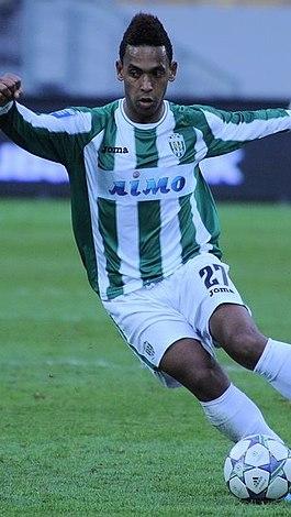 Eric Pereira Brazilian-Romanian footballer