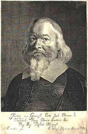 Erik Juel - Portrait of Erik Juel