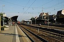 Erlangen station Wikipedia