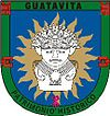 Official seal of Guatavita