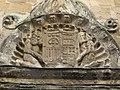 Escudo heráldico plateresco. Soria.jpg