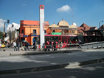 How to get to Profamilia with public transit - About the place