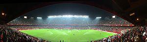 Ramón Sánchez Pizjuán Stadium - Image: Estadio Ramon Sanchez Pizjuan, October 2015