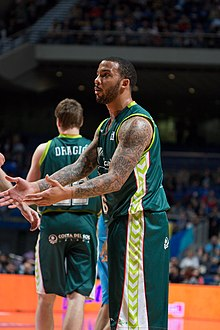 Estudiantes vs Unicaja Málaga - Marcus Williams - 01.jpg
