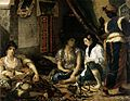 Eugène Delacroix - The Women of Algiers - WGA6188.jpg