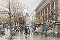 Eugène Galien-Laloue Paris Le marché aux fleurs 3.jpg