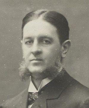 Dimitrie C. Ollănescu-Ascanio - Ollănescu-Ascanio in 1900