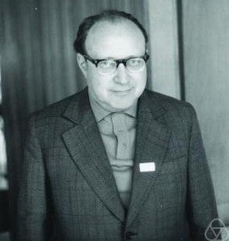 Eugene Dynkin - Eugene Dynkin, 1976