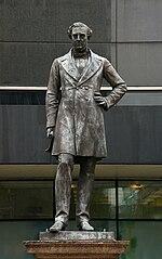 Statue of Robert Stephenson