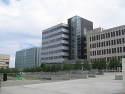 Snohomish County Government Campus in Everett