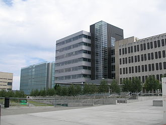 Snohomish County, Washington - Image: Everett County Campus
