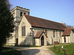 Exbury Church - The Parish Church of St Katherine - geograph.org.uk - 387035.jpg