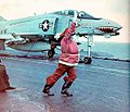 F-4B VF-111 CVA-43 Santa launch 1971.jpg