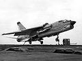 F-8E(FN) landing on carrier c1964.jpeg