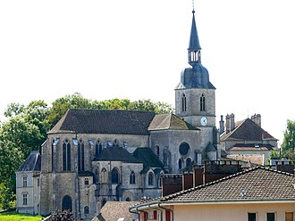 Neufchâteau, Vosges - The Church of St. Nicolas