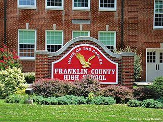 Franklin County High School (Rocky Mount, Virginia) Public high school