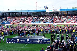 FC Viktoria Plzeň - Czech League title celebration May 2015 - 01.jpg