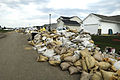 FEMA - 36545 - Aftermath of sand bagging in community.jpg