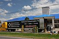 FEMA - 38117 - A blue tarp covers a business' roof in Louisiana.jpg