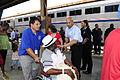 FEMA - 38131 - New Orleans Mayor greets evacuees as they return.jpg