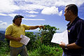 FEMA - 39328 - FEMA Community Relations worker speaks with a resident in Puerto Rico.jpg
