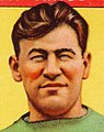 Face detail, 1933 Goudey Gum Company, Sport Kings football card of Jim Thorpe, number 6 (cropped).jpg