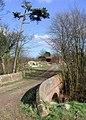 Fairholme House Bridge, Swine - geograph.org.uk - 1192711.jpg