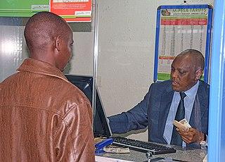 Banking agent
