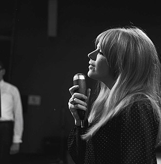 Marianne Faithfull - Marianne Faithfull (Dutch TV, 1966)