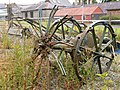 Farm Implements, Tyrone and Fermanagh Hospital - geograph.org.uk - 492798.jpg