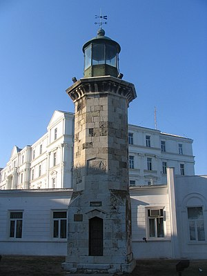Genoese Lighthouse - The Genoese Lighthouse, Constanța