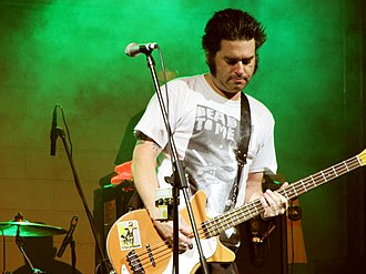 Rise Against - Fat Wreck Chords co-founder Fat Mike signed Rise Against to their first record label in 2000.