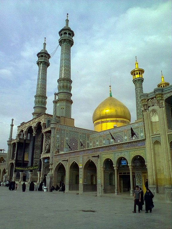 Masumeh shrine