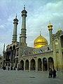Fatimah Ma'sumah Shrine قم، حرم فاطمه معصومه دختر موسی ابن جعفر امام هفتم شیعیان 15.jpg