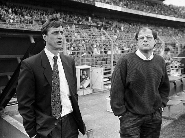 File:Feyenood-Ajax 2-3. Johan Cruyff