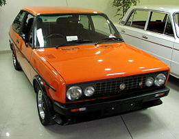 Fiat 131 Coupe - image #26