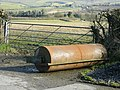 Field Roller, at the ready - geograph.org.uk - 1735249.jpg