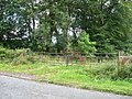 Field gate near Preston Hall - geograph.org.uk - 1470475.jpg