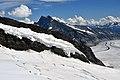 Fiescher Gabelhorn, Grosses Wannenhorn, Chamm, Glacier d'Aletsch.jpg