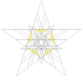 Fifteenth stellation of icosidodecahedron pentfacets.png