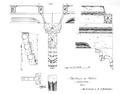 Fig 143, castello di Fenis, soffitto, da disegno di D Andrade, disegno Nigra.tiff