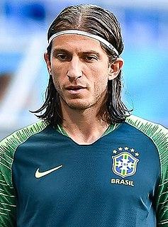 Filipe Luís Brazilian association football player