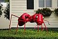 Fire Ant Sculpture (25372775849).jpg